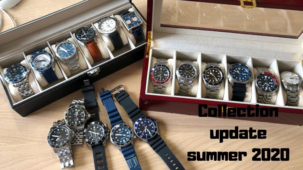 SOTC | My Watch Collection | Summer 2020