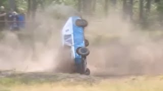 CrashFilm Folkrace 2012-2014 Åland My Best Collection Of Crashes And Funny Stuff