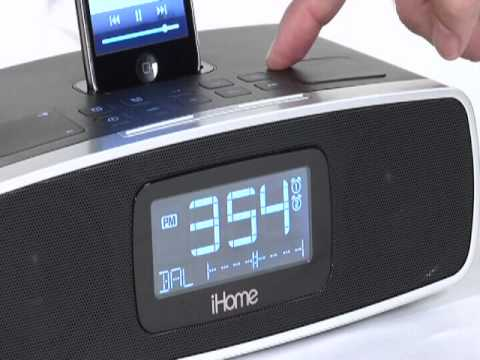 SOLVED: How do I Set time on ihome HPL10 - Fixya