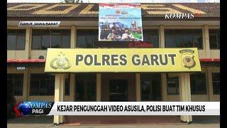Kejar Pengunggah Video Asusila Vina Garut, Polisi Buat Tim Khusus