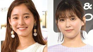 モデルで女優の新木優子が22日付のInstagramにて、欅坂46の渡邉理佐と食事に行ったことを報告し、反響が寄せられている。