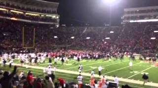 Rebels win 2012 Egg Bowl
