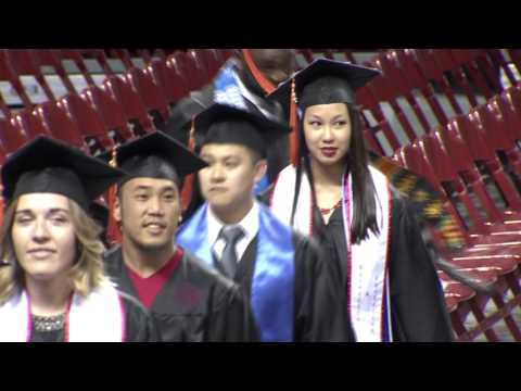 2016 Gallogly College of Engineering Convocation Ceremony
