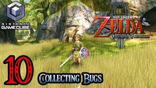 Zelda Twilight Princess GC 100% Walkthrough [HD] Part 10 - Collecting Bugs