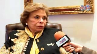 أخبار اليوم   ميرفت التلاوي: المراة اخذت حقوق جيدة جدا في الدستور الجديد ولكن
