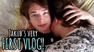Jakub's First VLOG! | Gay Couple VLOG