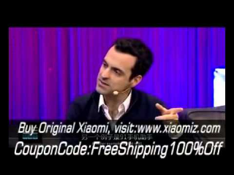 Take you see China millet vice President Hugo Barra