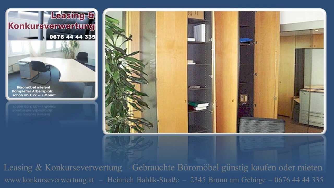 Gebrauchte Aktenschränke - Aktenschrank - Gebrauchte Büromöbel Wien ...