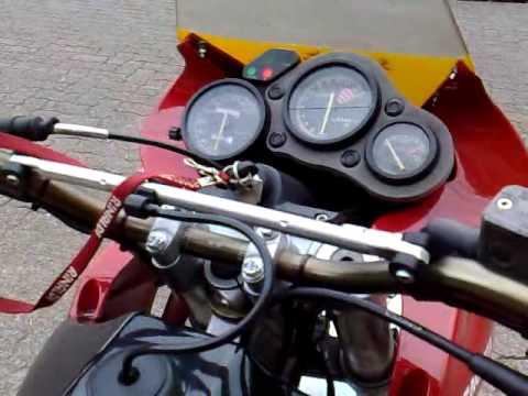 414bdc1c65 Cagiva Supercity 125 cc - YouTube