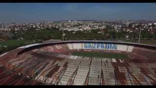 Belgrade Serbia - Maracana Red Star Stadium - August 2015