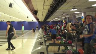8th Annual Vans Warped Tour Charity Bowling Tournament w/ Living the Dream Foundation