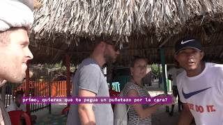 LES COBRARON GRINGOS 250,000.00 POR 10 CERVEZAS