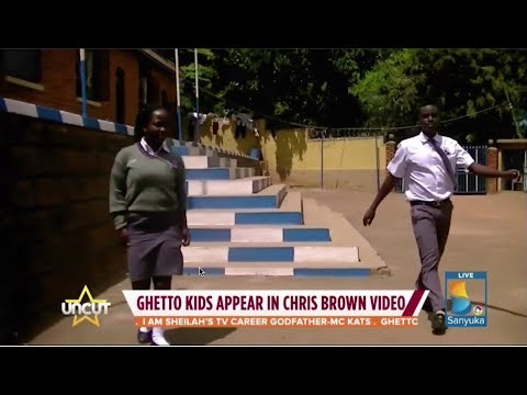 Ghetto Kids Appear in Chris Brown Video| Uncut Extra thumbnail