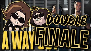 A Way Out: Double Finale - PART 20 - Game Grumps