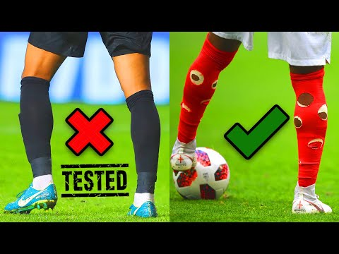 19 PRO Hacks Tested ⚽ Soccer Player's Tricks