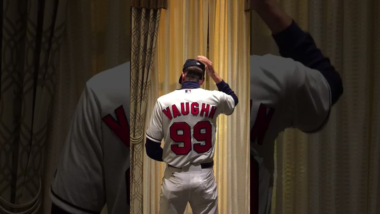 rick thing vaughn entering the from