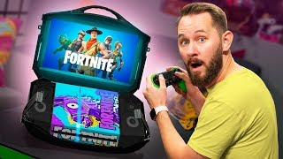 10 Gaming Gadgets That Will Let You Play FORTNITE ANYWHERE! thumbnail