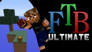 FTB Ultimate Skyblock | (Feed the Beast Modpack) Ep.1
