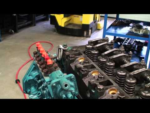 Injector Sleeve Installation and Removal - YouTube