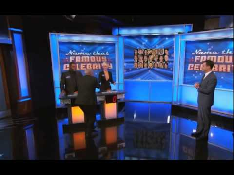 Ray Romano vs Charles Barkley - Name That Famous Celebrity