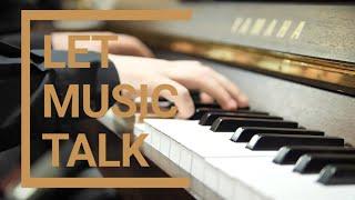 Let music talk