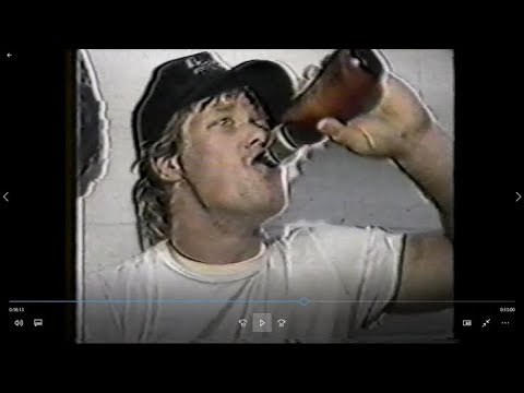 Ottawa Bootleggers 1989 TV Coverage - Part 1