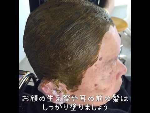 国産(沖縄)ヘナ説明会〜天然髪染普及協会〜 in熊本県玉名市