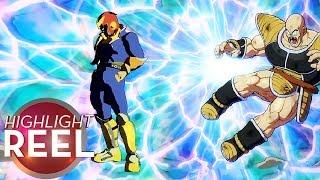 Highlight Reel #372 - Captain Falcon Modded Into Dragon Ball FighterZ thumbnail