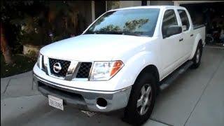 Nissan Frontier Crew Cab In Depth Review