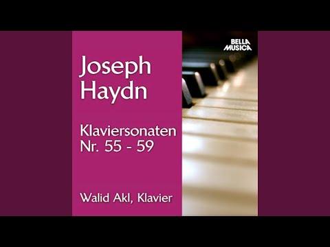 Klaviersonate No. 59 in E-Flat Major, Hob. XVI:49: I. Allegro