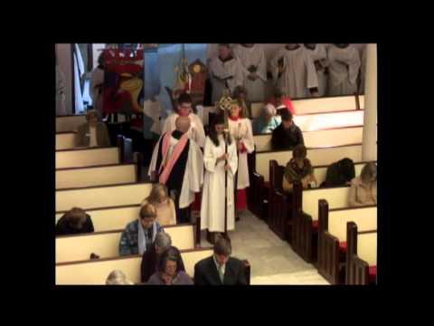 Morning Prayer, Rite I, at the 11:15 a.m. service November 8 at St. James's in Richmond, VA