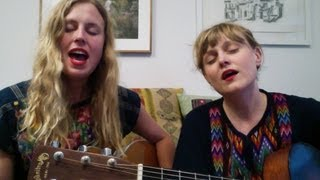 The Chapin Sisters sing The Beatles — In My Life — Living Room Recordings