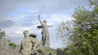 70-летие Победы в Великой Отечественной войне! Город-герой Волгоград