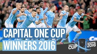 HIGHLIGHTS | Liverpool 1 -1 City (1-3 Pens) | Capital One Cup Final