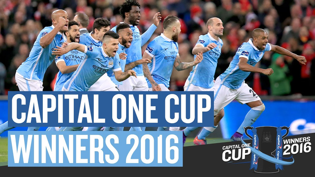 City beat Liverpool on penalties at Wembley