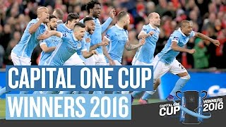 HIGHLIGHTS  Liverpool 1 -1 City 1-3 Pens  Capital One Cup Final