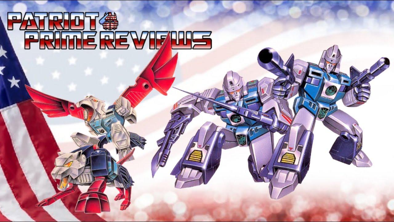 Patriot Prime Reviews the 1987 G1 Decepticon Clones