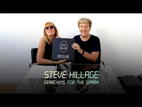 Steve Hillage - Unboxing 'Searching for the Spark'