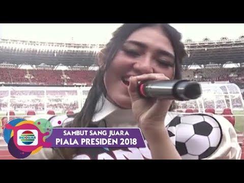 Via Vallen - Sayang | Piala Presiden 2018