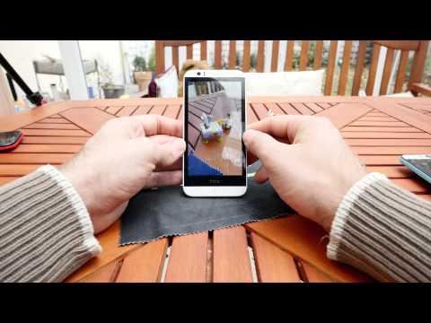 HTC Desire 510 teszt videó