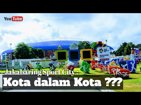 Bermain di Jakabaring Sport City 2018, menuju Asian Games 2018. Mp3
