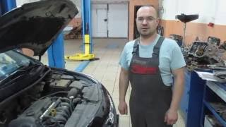 Замена масла Хендай Солярис