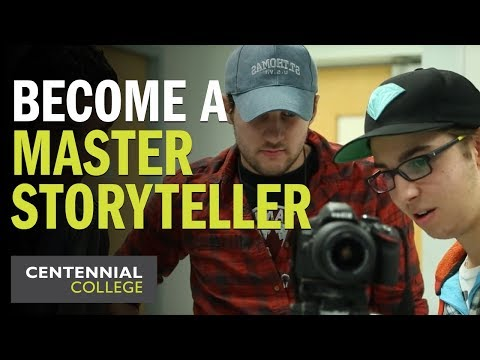 Centennial College: Communications & Media Foundations