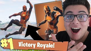 "MY BEST PARTY WITH the NEW SKIN LEGENDARY ""VERTIFY / VERTEX"" in FORTNITE 🔥DollarGames🔥"