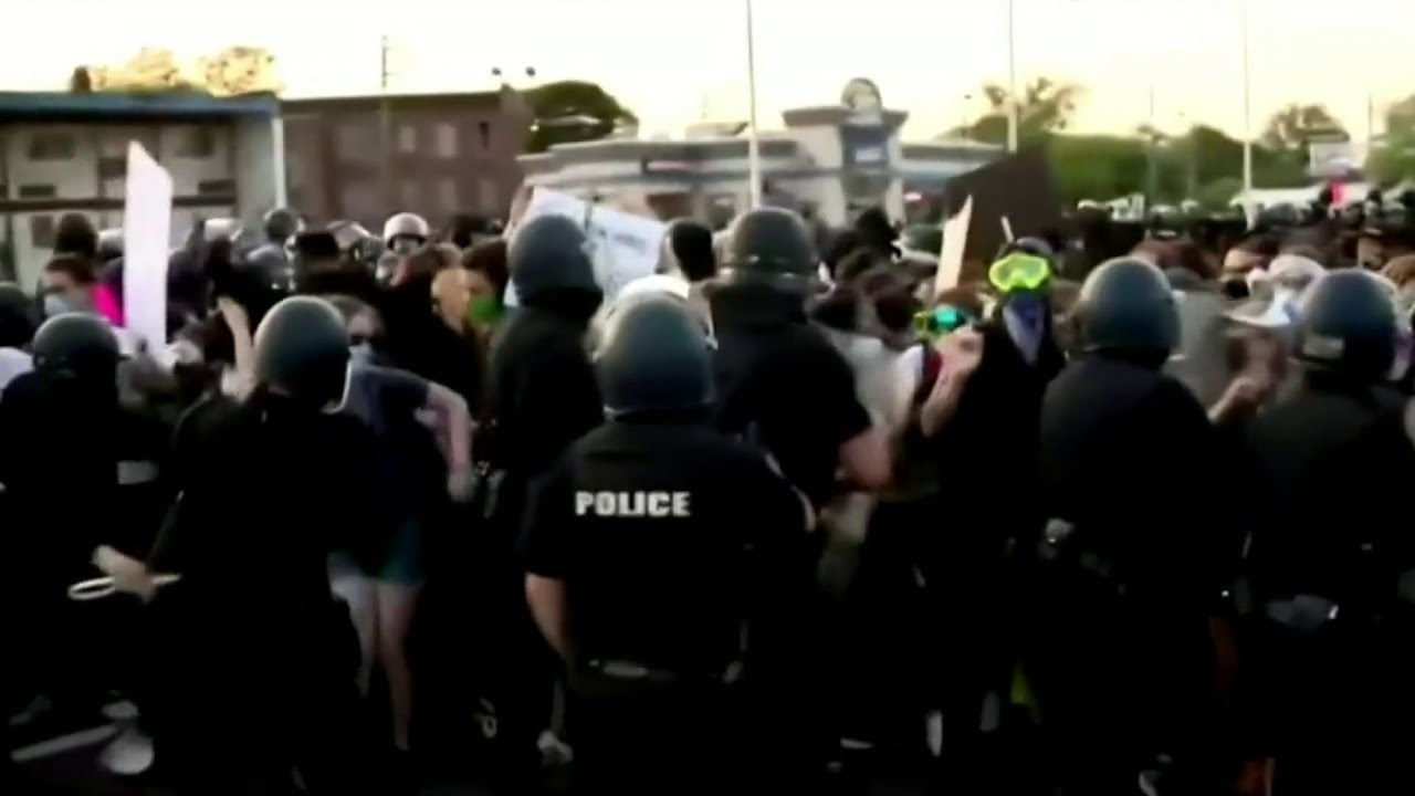 DPD investigating misconduct complaints from protesters