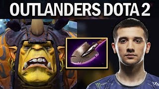 EG.ARTEEZY ALCHEMIST WITH NEW EPIC ITEM - DOTA 2 7.23 GAMEPLAY