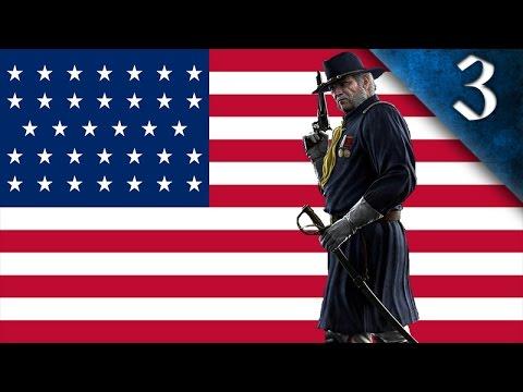 EMPIRE TOTAL WAR: AMERICAN CIVIL WAR: UNION STATES CAMPAIGN EP. 3 - QUEBEC, CANADA!