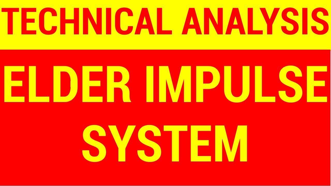 Technical Analysis Elder Impulse System Hindi Youtube