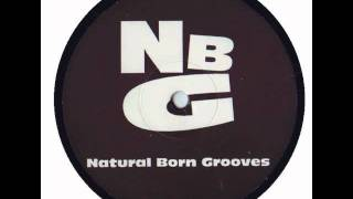 NATURAL BORN GROOVES - FORERUNNER 1991