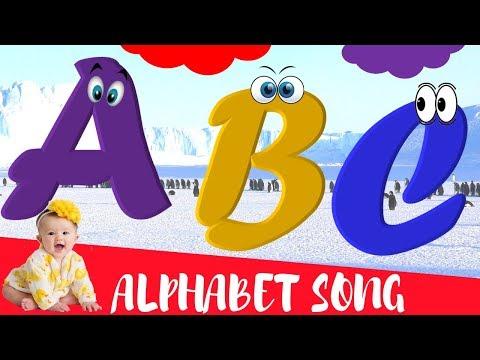 Bài hát bảng chữ cái tiếng Anh cho bé | dạy em tự học nói abc vui nhộn | dạy trẻ thông minh sớm